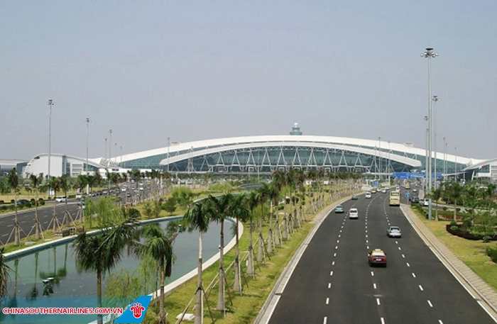 Sân bay quốc tế Bạch Vân, Quảng Châu