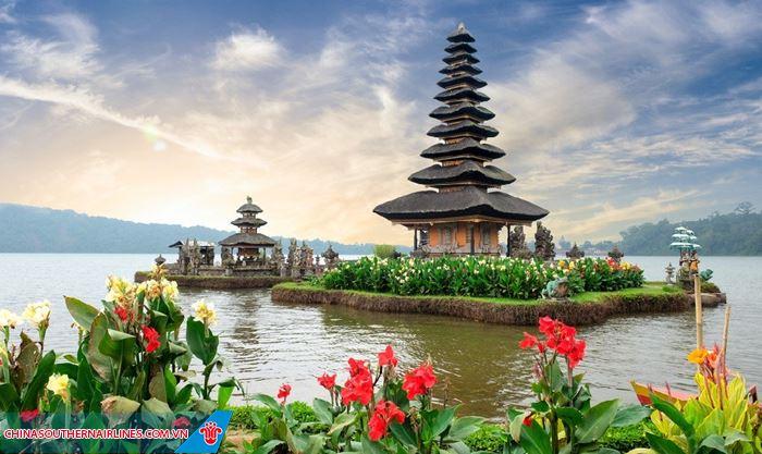 Mùa xuân ở Bali