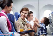Lựa chọn suất ăn trên chuyến bay China Southern Airlines
