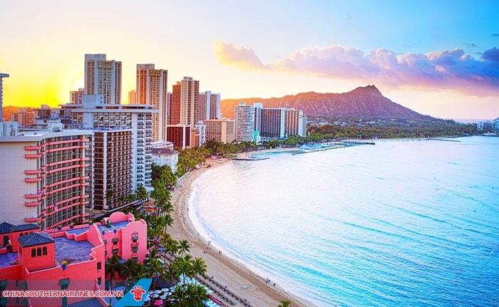Ghé thăm thành phố Hawaii