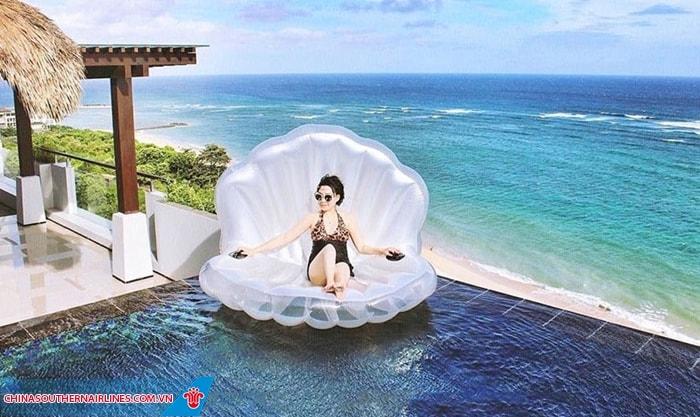 Du lịch biển Indoesia