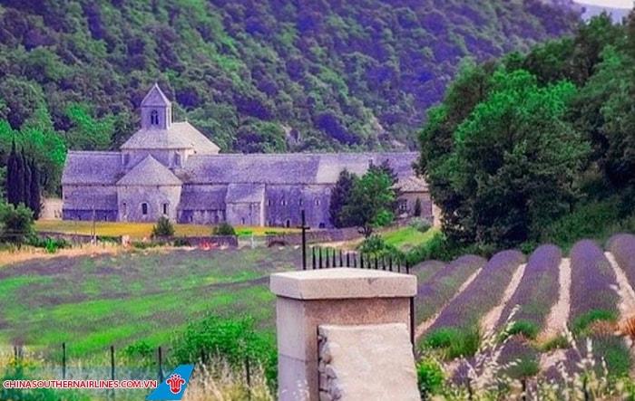 Ngôi làng Gordes