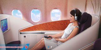 Các hạng ghế trên chuyến bay China Southern Airlines