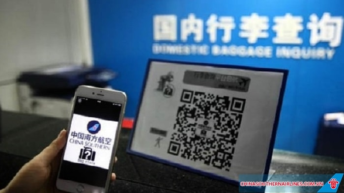 China Southern Airlines quy định thủ tục check - in online