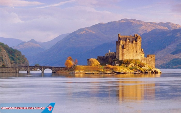 Lâu đài Eilean Donan
