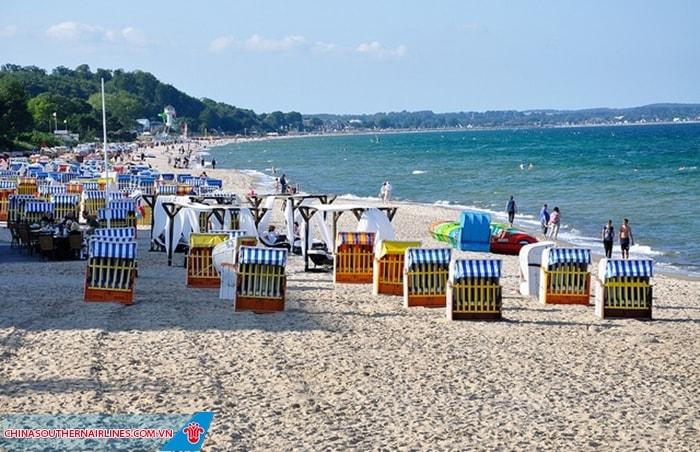 Bãi biển Rostock