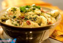 Salad khoai tây Đức