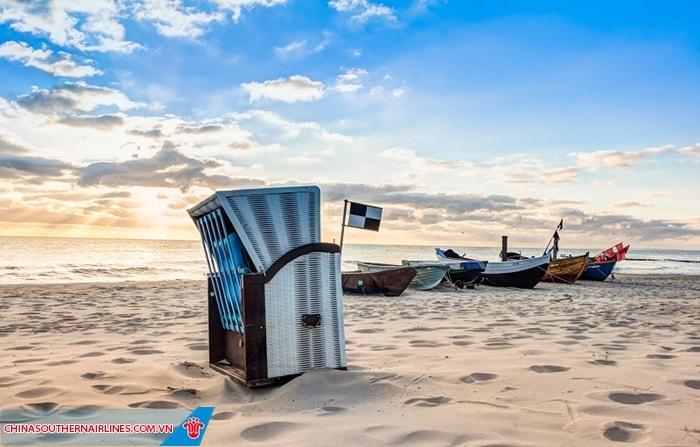 Bãi biển Usedom