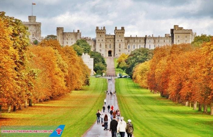 Lâu đài Windsor