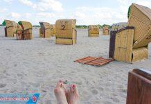 Những bãi biển đẹp ở Đức