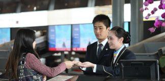 Quy định thủ tục lên máy bay China Southern Airlines
