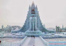 Cáp Nhĩ Tân - Những thành phố nổi tiếng ở Trung Quốc