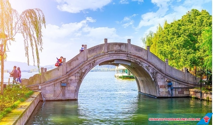 Ghé thăm thành phố Hàng Châu