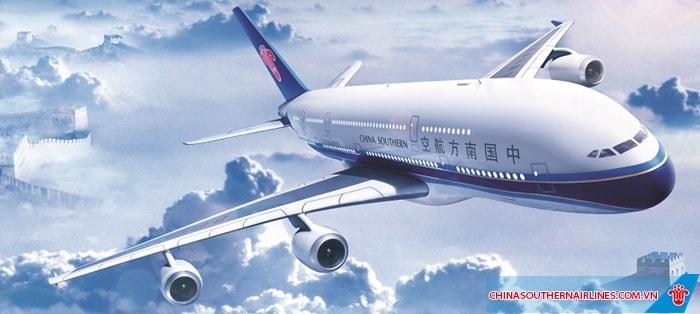Điểm đi và đến của các hãng hàng không tại sân bay Bảo An Thâm Quyến