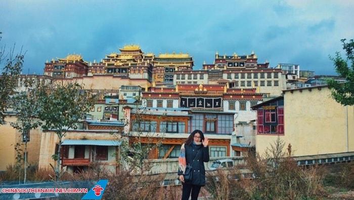 Thành cổ Shangri-la - Vẻ đẹp Vân Nam