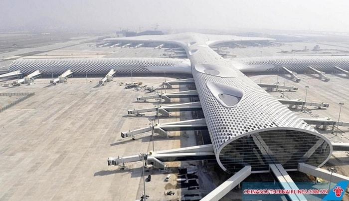 Sân bay quốc tế Bảo An Thâm Quyến