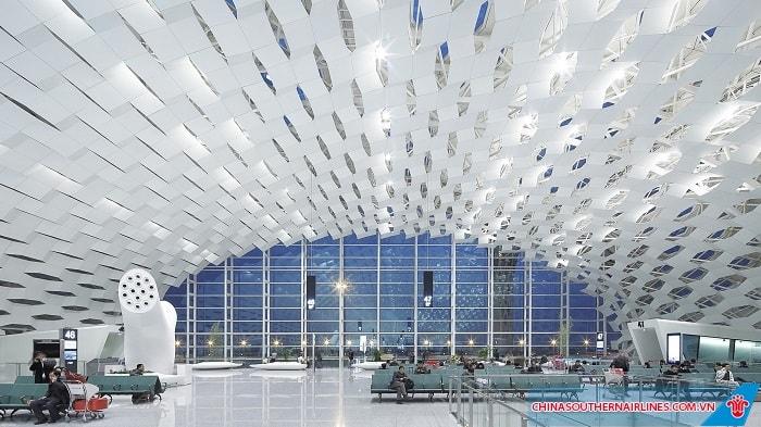 Thông tin sân bay quốc tế Bảo An Thâm Quyến