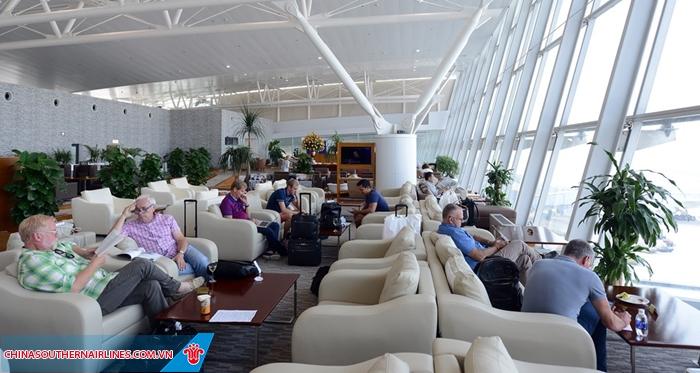 Sẽ có phòng chờ và chỗ ở miễn phí cho du khách khi sử dụng dịch vụ của CZ quá cảnh tại sân bay Urumchi