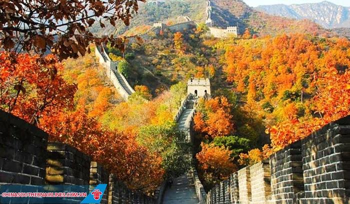 Tháng 6  đến tháng 8 là khoảng thời gian đẹp nhất để du lịch Bắc Kinh
