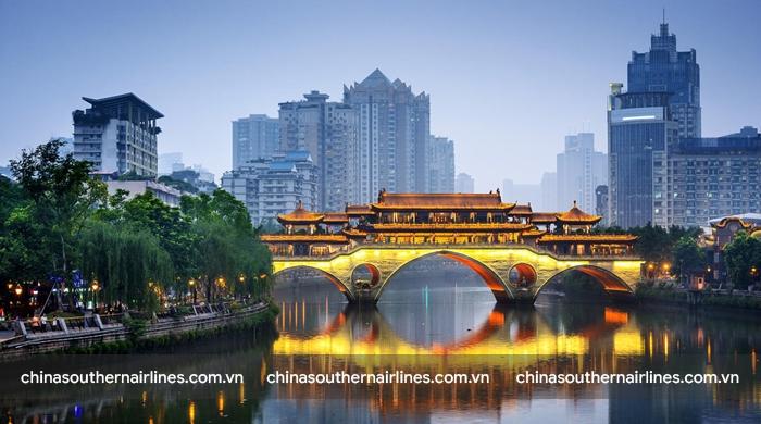 Thành Đô là ngôi sao đang lên trong hệ thống du lịch của Trung Quốc