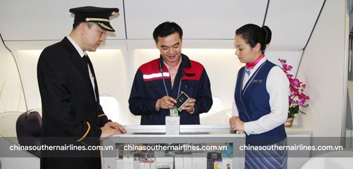 China Southern cung cấp dịch vụ mua hàng miễn thuế
