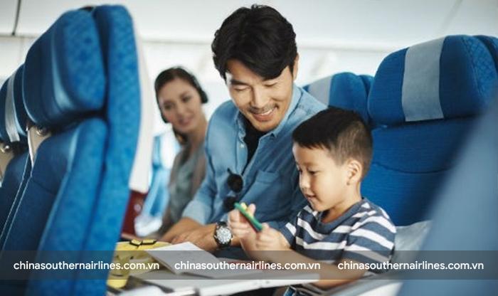 Cần chuẩn bị những giấy tờ cần thiết cho trẻ trước khi đi máy bay