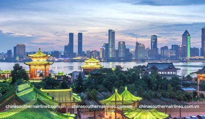Thâm Quyến giờ đây là 1 siêu thành phố của Trung Quốc