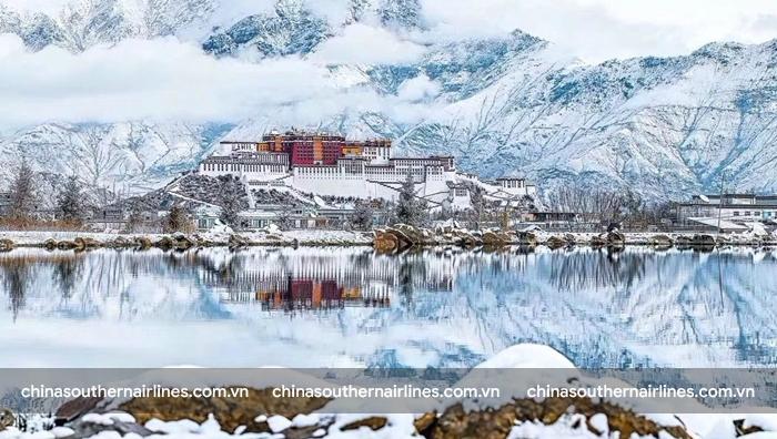 Tây Tạng cực kì đẹp vào mùa đông