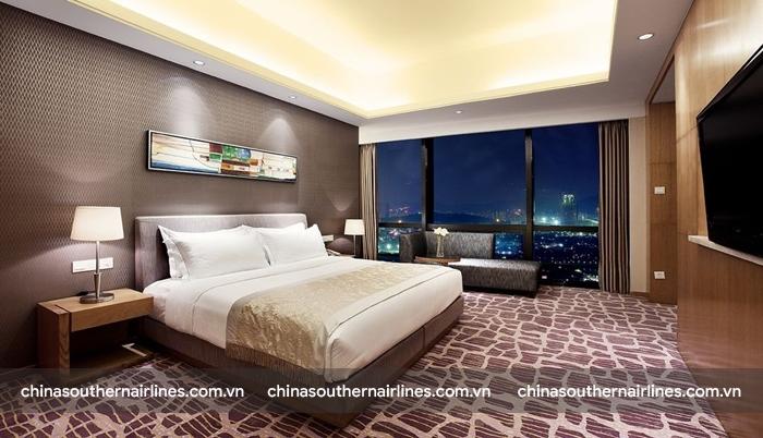 Các khách sạn ở Thâm Quyến đều có phòng nghỉ đẹp và dịch vụ tốt
