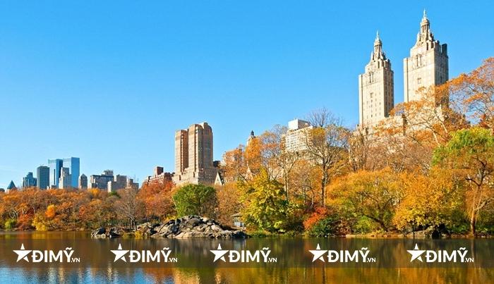 New York mùa nào cũng đẹp